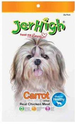 Jerhigh Carrot Stick Dog Treats