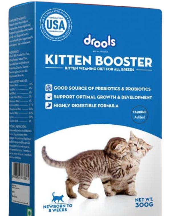 Drools Kitten Booster Weaning Kitten Food