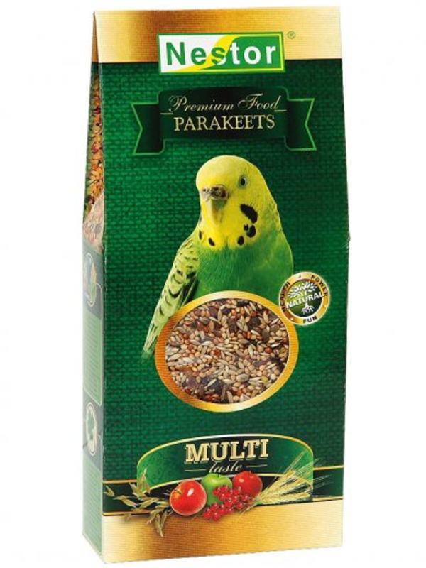 Nestor Multi-Taste Premium Food For Parakeets