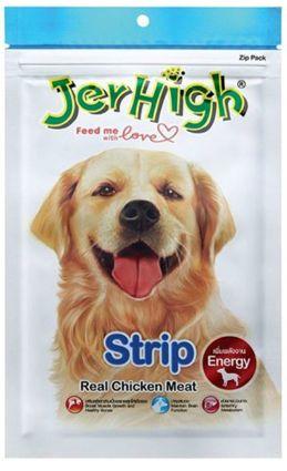 JerHigh Strip Dog Treats