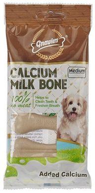 Gnawlers Calcium Milk Bone Medium