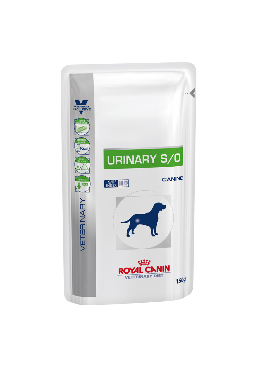 Royal Canin Urinary Wet Dog Food Pouch - Ofypets