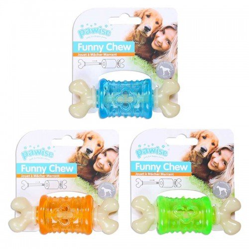 Pawise Funny Bone for Dogs - Ofypets