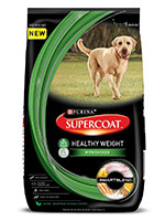 Purina Supercoat Adult Healthy Weight Food