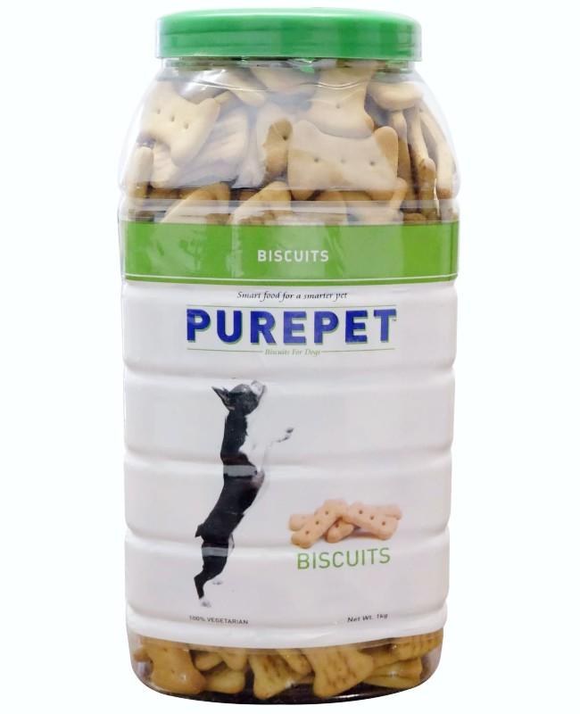 Purepet Vegetarian Biscuits Dog Treats