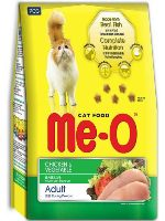 MeO Chicken and Vegetable Cat Food