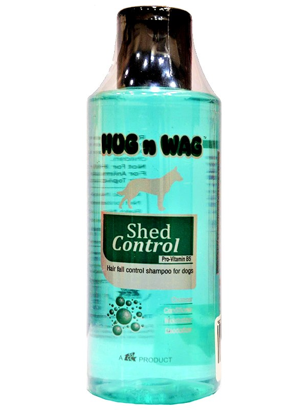 TTK Hug n Wag Shed Control Shampoo for Dogs