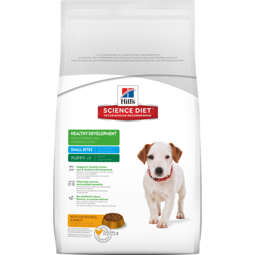 Hills Science Diet Puppy Small Bites Chicken Canine Food - Ofypets