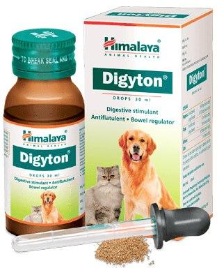 Himalaya Digyton Drops Plus Pet Supplement