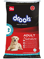Drools Chicken And Vegetable Adult Dog Food