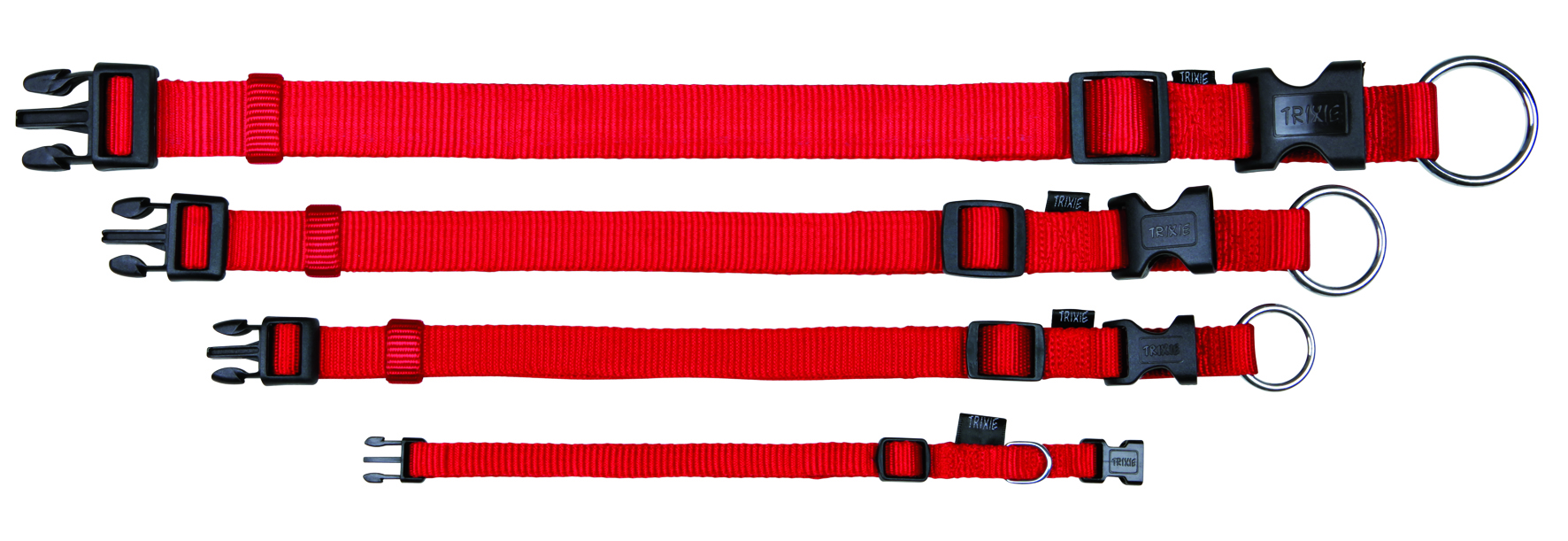 Trixie Classic Collar (Red)
