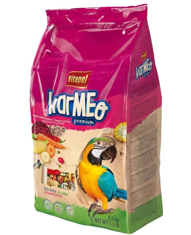 Vitapol Karmeo Premium Big Parrot Food