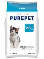 Purepet Ocean Fish Kitten Food