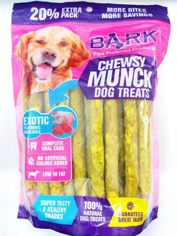 Bark Munch Chew Sticks for Dogs